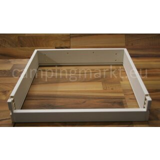 *Reproduction* Drawer frame Superklick 455 x 425 mm