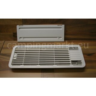 Dometic upper ventilation grille complete with winter cover